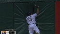 Crawford's leaping catch