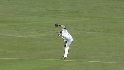 Scutaro snares the liner