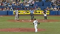 Bay goes to third on the error