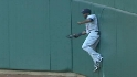 Span's running catch