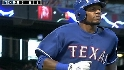 Borbon's first career homer