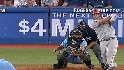 Napoli's three-run shot
