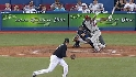 Matthews&#039; RBI triple