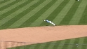 Betancourt&#039;s diving grab