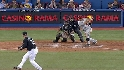 Rivera's line-drive RBI single