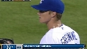 Greinke sets strikeout record