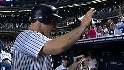 Yankees' four-run ninth