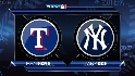 Recap: TEX 10, NYY 9