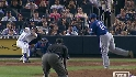 Teixeira's two-run single