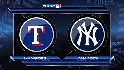 Recap: TEX 7, NYY 2