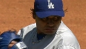 Padilla's Dodgers debut