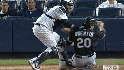 A-Rod&#039;s heads-up throw