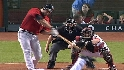 Berkman&#039;s two-run double