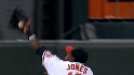 Jones&#039; spectacular catches