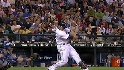 Johnson&#039;s two-run homer