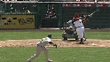Hunter&#039;s three-run blast