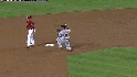 Wandy picks off Roberts