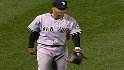 Error ends Pettitte's perfecto