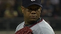 Livan&#039;s complete-game effort