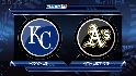 Recap: KC 5, OAK 8