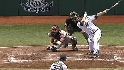 Burrell&#039;s RBI single