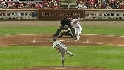 Holliday's three-run homer