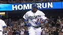 Kemp crushes one