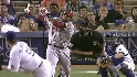 Allen's two-run homer