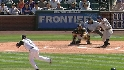 Wright&#039;s two-run double