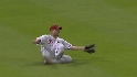 Victorino&#039;s sliding catch