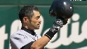 Ichiro&#039;s 2,000th hit