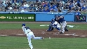 Kouzmanoff&#039;s two-run single