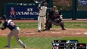 Brantley&#039;s go-ahead RBI single