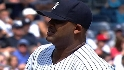Sabathia fans 10