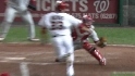 Victorino saves a run