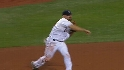 Youkilis' slick defense