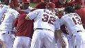Aybar's walk-off single