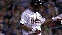 Bourn&#039;s RBI single