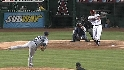 Hunter&#039;s two-run shot