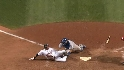 DeJesus' game-saving throw