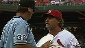 La Russa's ejection