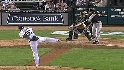 Hill&#039;s two-run homer