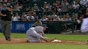Coffey gets the out