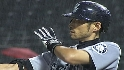 Ichiro inches closer to history