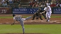 Lee&#039;s two-run homer