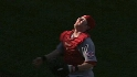 Hanigan&#039;s nice grab