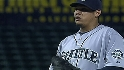 Hernandez solid outing