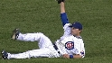 Fuld's diving catch