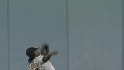 A. McCutchen gets to it