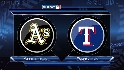 Recap: OAK 9, TEX 0